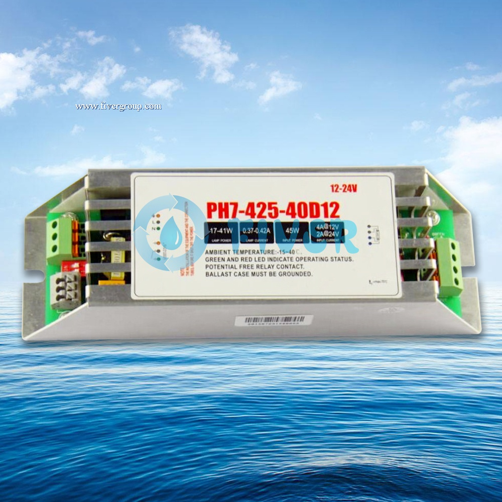 12v Dc Uv Electronic Ballast Rated Relay