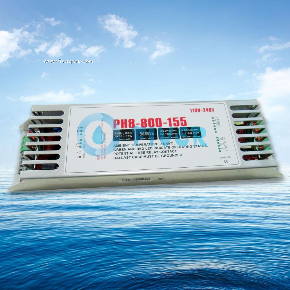 155w China Good Quality Uv Light Ballast Wiring Diagram For