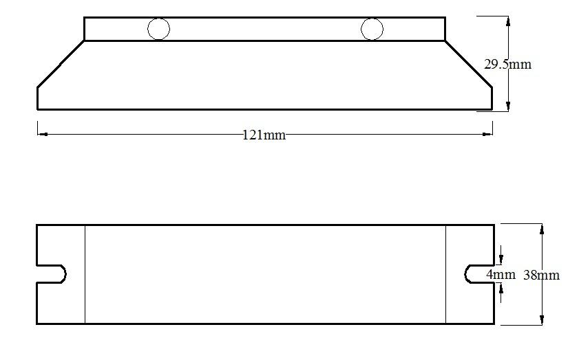 277v ballast wiring diagram 21w universal voltage uv electronic    ballast     21w universal voltage uv electronic    ballast